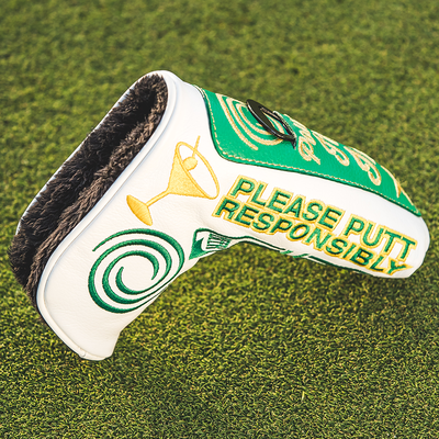 Odyssey Pour It In Blade Headcover