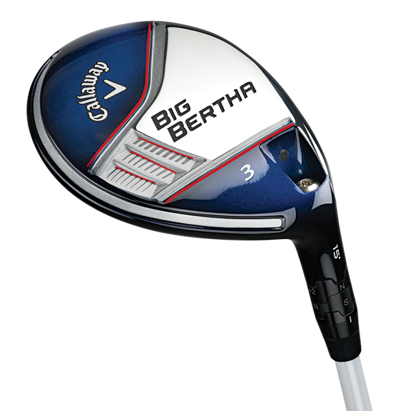 Women's Big Bertha Fairway Woods Technology Item