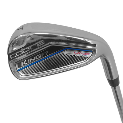 Cobra KING F7 ONE Length Irons