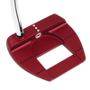 Odyssey O-Works Red Jailbird Mini Putter - View 3