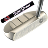 Odyssey White Damascus #5 Putter with SuperStroke Grip - View 1