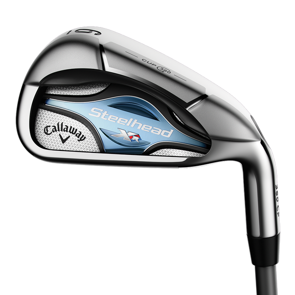 Women's Steelhead XR Irons Technology Item