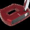 Odyssey O-Works Red Jailbird Mini Putter - View 1