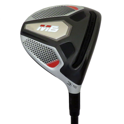 TaylorMade 2019 M6 3 Wood Mens/LEFT