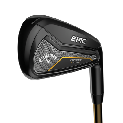 Epic Forged Star Irons