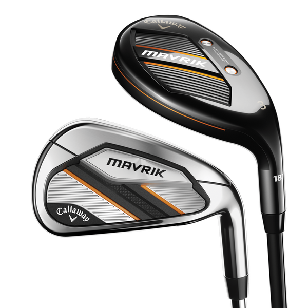 MAVRIK Irons/Hybrids Set Technology Item