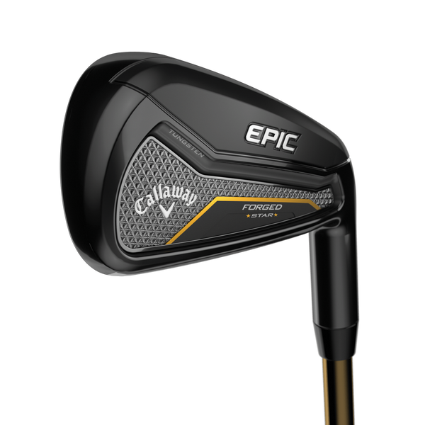 Epic Forged Star Irons Technology Item
