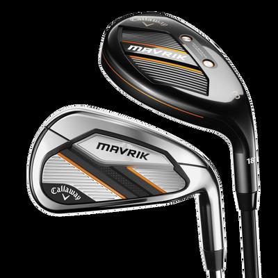 MAVRIK Irons/Hybrids Set