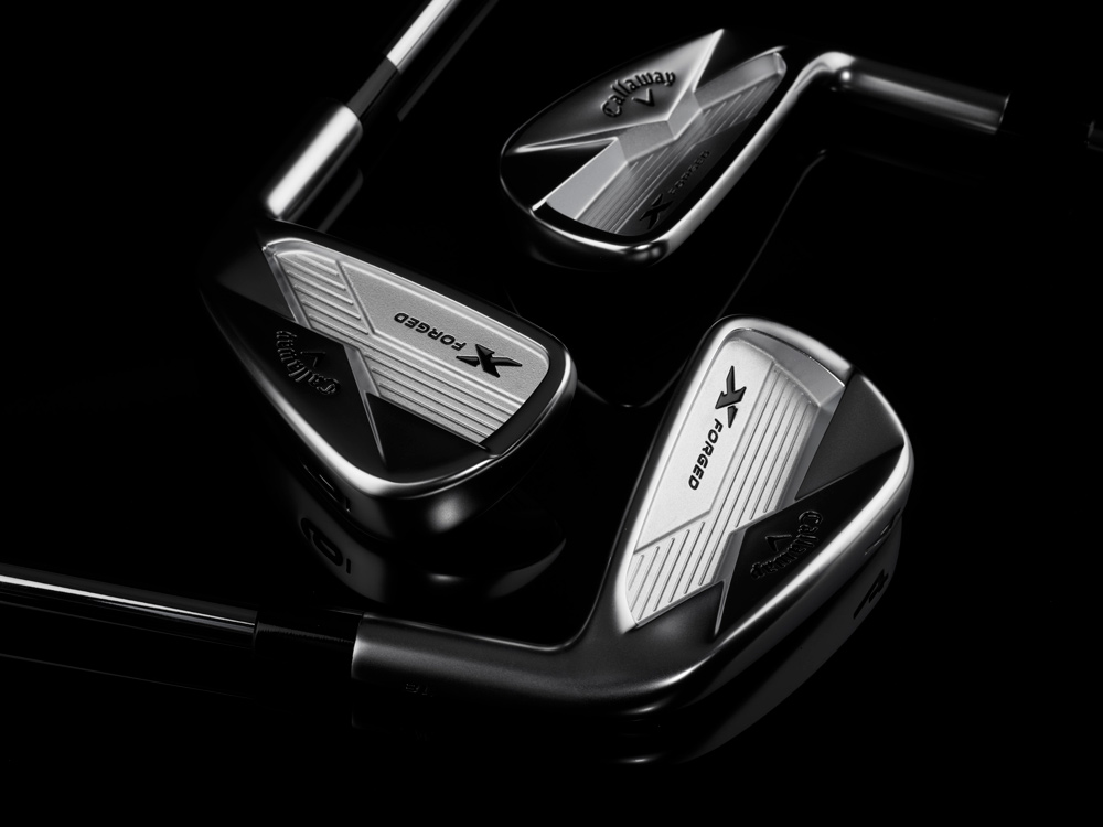 Callaway 2018 X Forged Irons