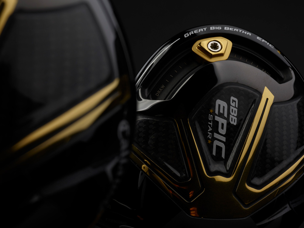 Callaway GBB Epic Star Driver Head