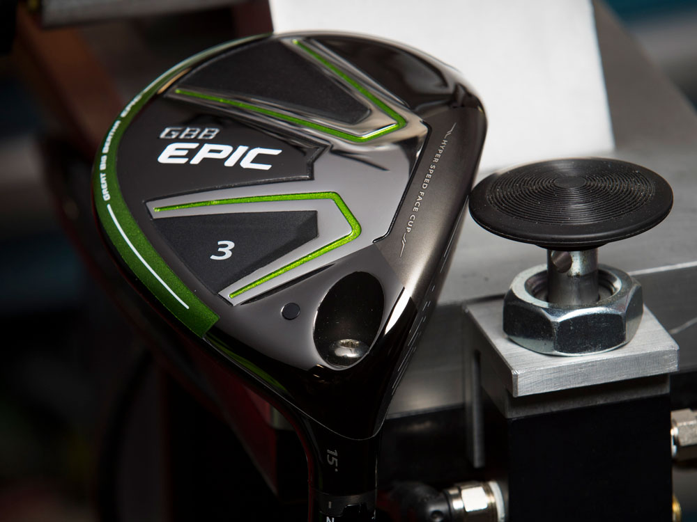 Callaway Golf Gbb Epic Fairway Woods Specs Amp Reviews