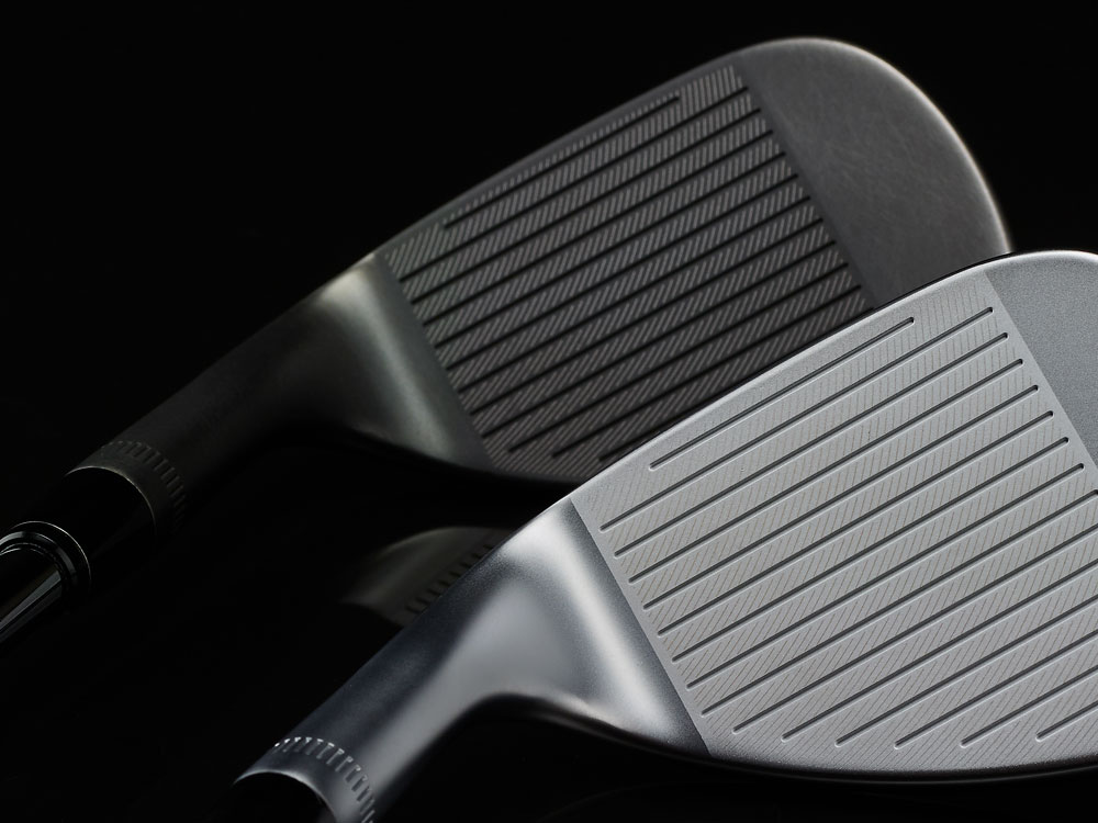 Callaway Mack Daddy Forged Chrome & Slate Wedge Grooves