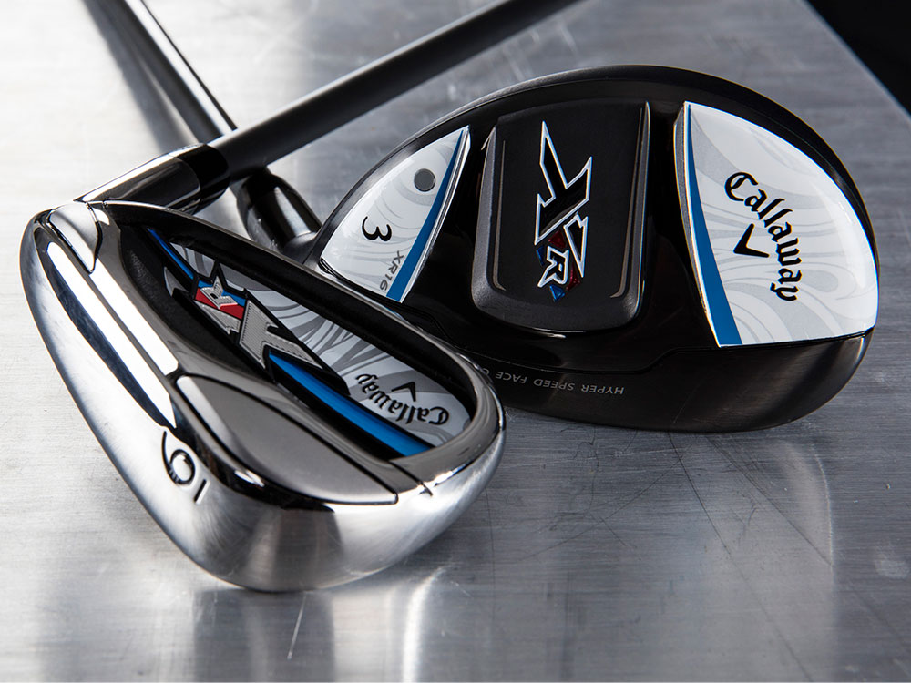 Callaway XR OS Iron And Hybrid