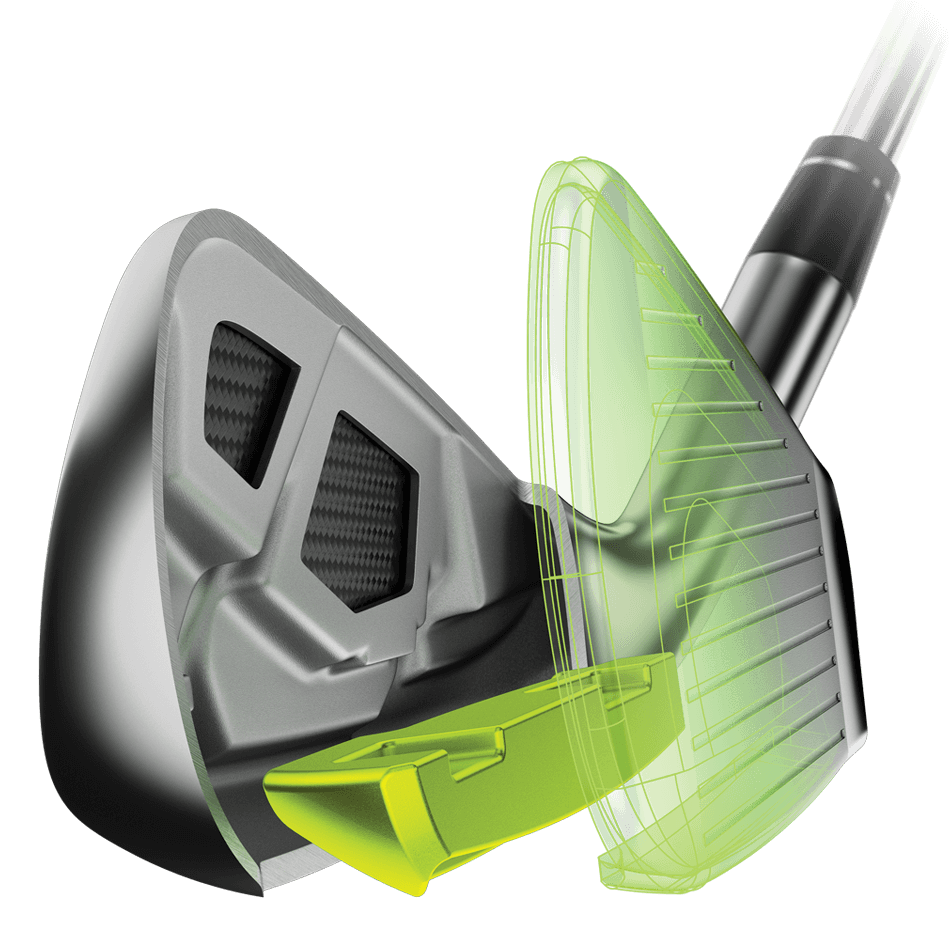 Epic Pro Irons Technology Item