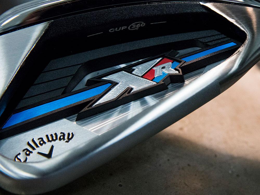 Callaway XR OS Irons Close Up