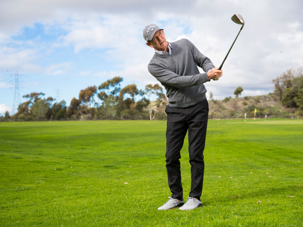 Hank Haney Swinging Sure Out Wedge