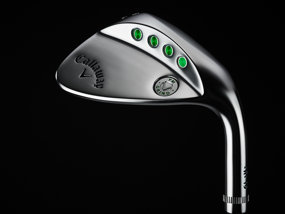 Callaway PM Grind 19 Chrome Wedges