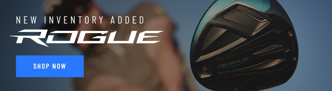 Rogue: New Inventory Added. Shop Now.
